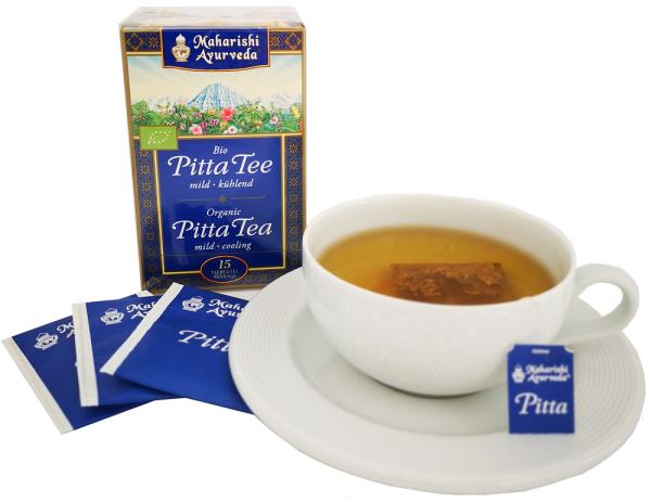 Tee Pitta 15 Beutel, Bio, 18 g