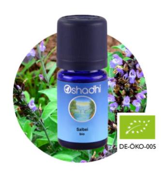 Aromaöl Salbei, Bio, 5 ml