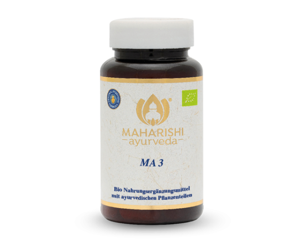 MA3 Mind Power Rasayana, Bio, 100 Tbl., 50 g