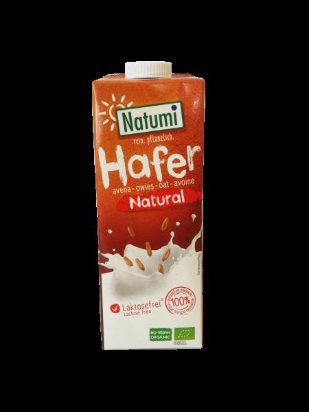 Haferdrink natural, Bio, 1L