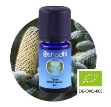 Aromaöl Tanne (Silbertanne), Bio, 5 ml