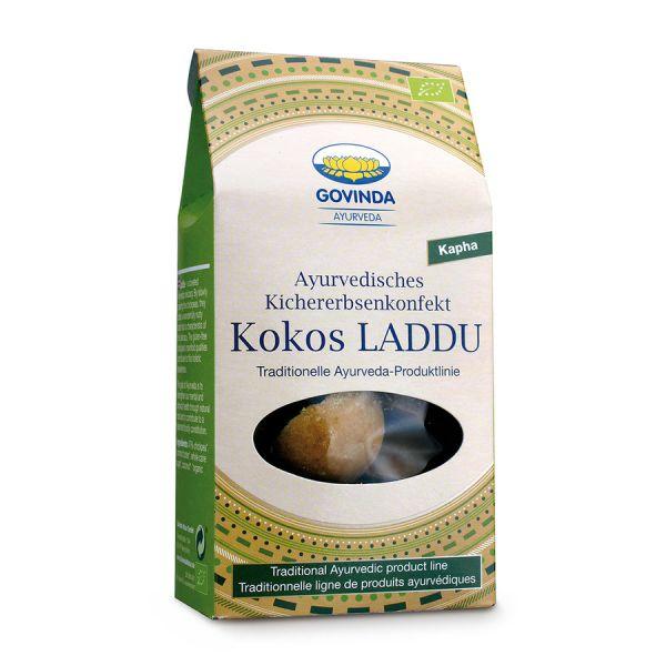 Laddu Kokos, Bio, 120 g