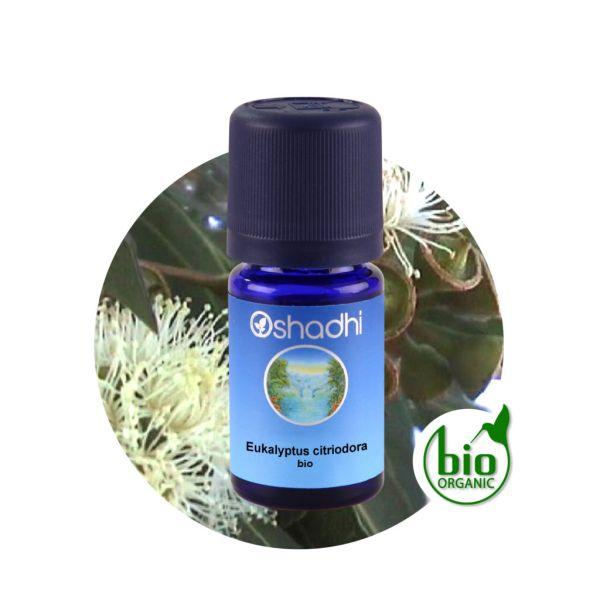 Aromaöl Eukalyptus citriodora, Bio, 5 ml