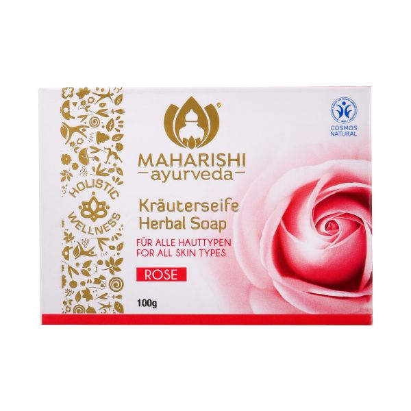 Seife Rose, kNk, vegan, 100 g