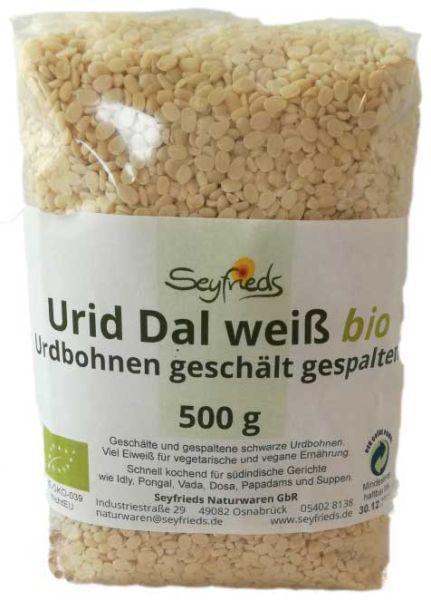 Urid Dal weiß, 500 g, Bio