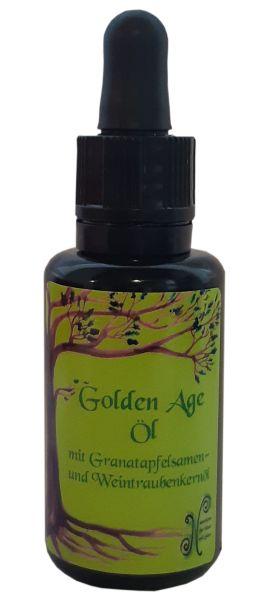 Golden-Age-Öl, vegan, 30 ml